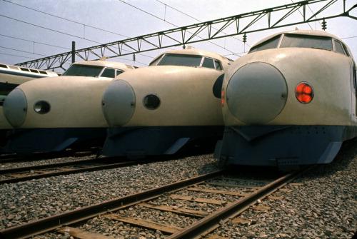 きょう50年 日本を変えた「夢の超特急」